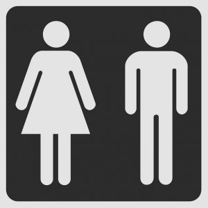 Toilet Signs to Print