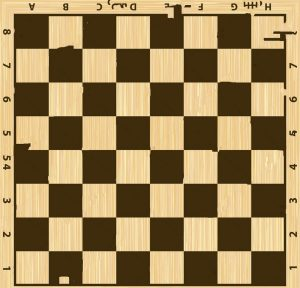 Chess Board to Print