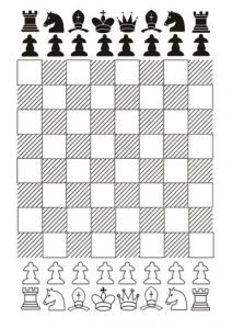 Printable Chess Board and Pieces