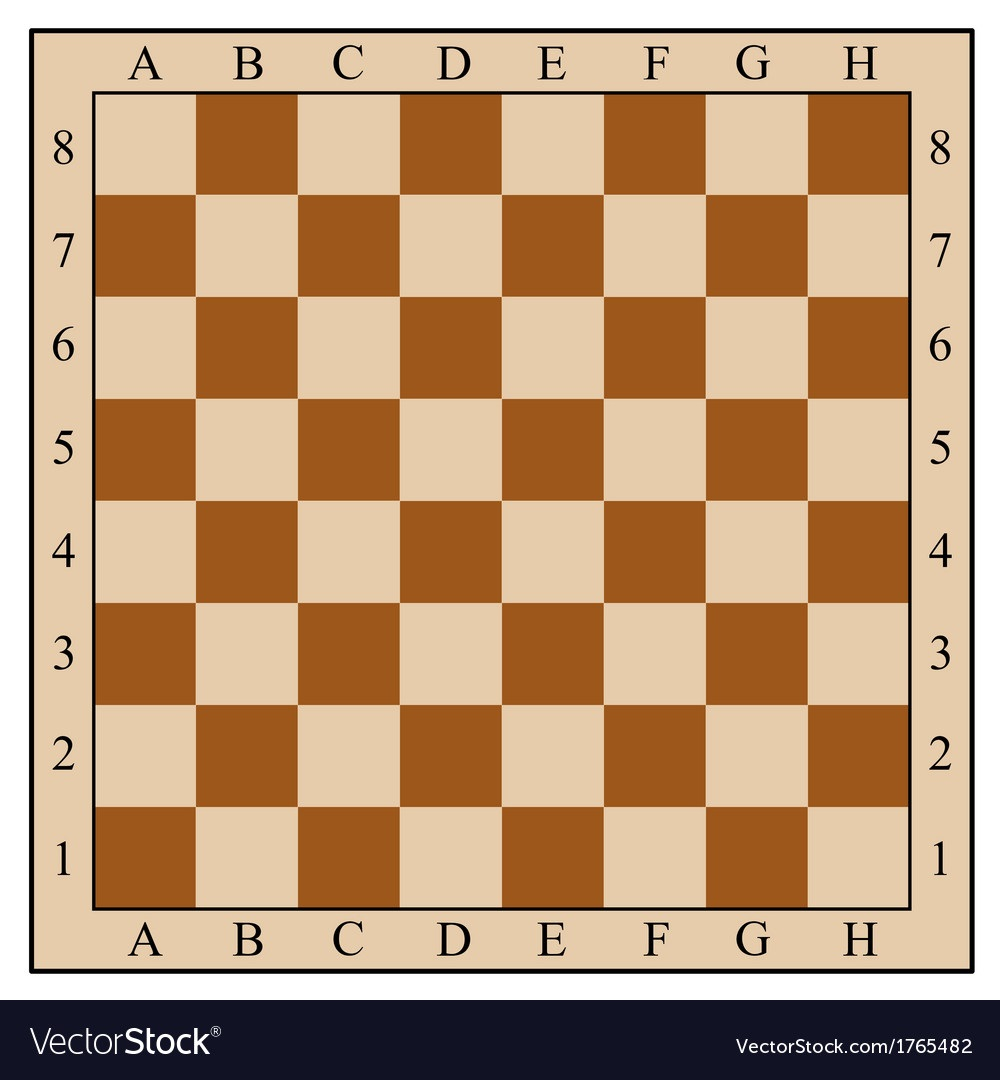 Printable Chess Board