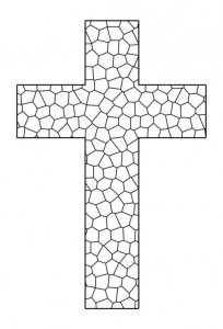 Printable Picture Cross