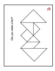 Tangram Shapes for Kids