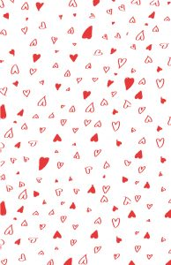 Valentine Wrapping Paper Printable